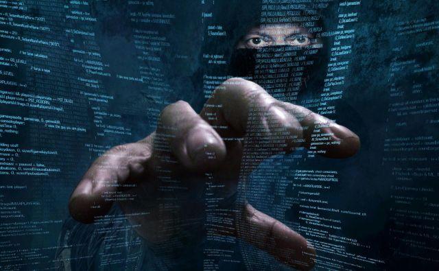 Kibernetska tveganja spadajo med najresnejše varnostne grožnje. Foto:Getty Images