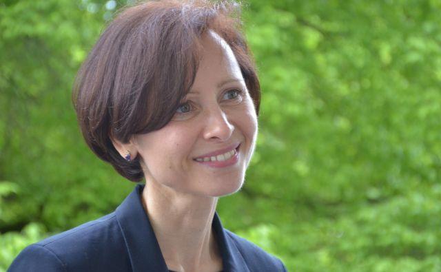 Jelka Kurnik,produktni vodja novega modela clia, ki ga bodo izdelovali tudi v Revozu v Novem mestu. FOTO: Gašper Boncelj