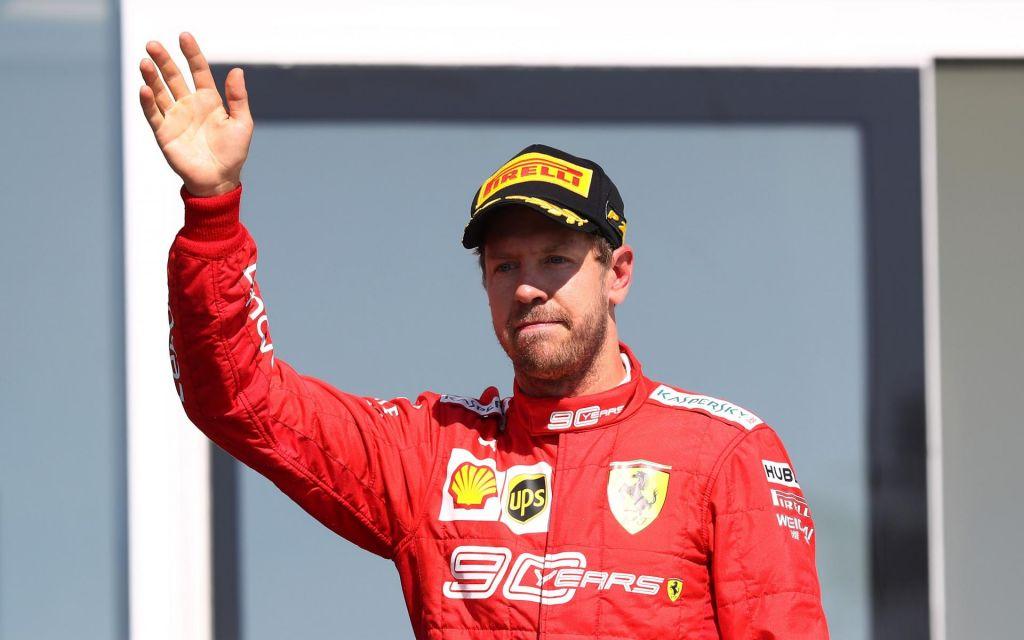 Ferrari se je pritožil na kazen Vettla