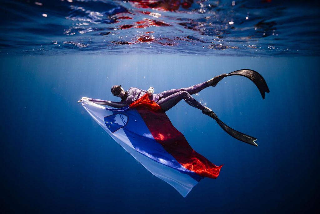 FOTO:Alenka Artnik z novim svetovnim rekordom