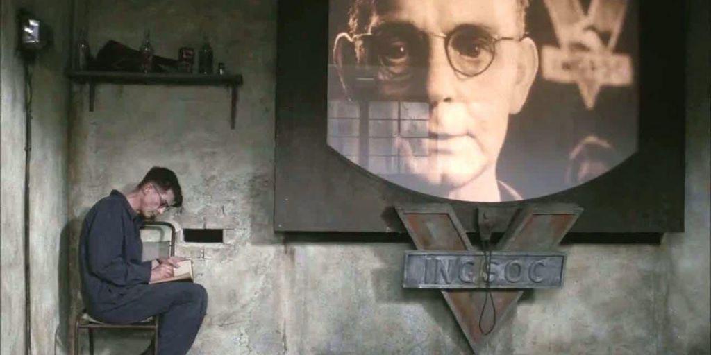 Kako je lahko Orwell vse to vedel?