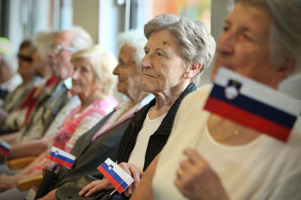 Oblikovanje demografskega sklada v usklajevanje