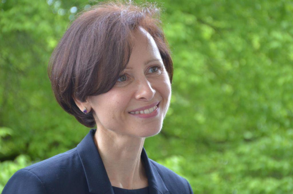 FOTO:Jelka Kurnik: Ko naloge opraviš dobro, ti zaupajo – ni pomembno, ali si ženska ali moški