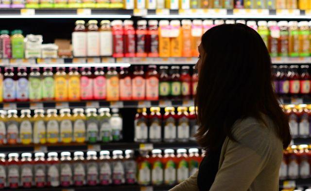 Ideja se je porodila na institutu za raiskave javnih zadev, potem, ko so naredili obširno tržno raziskavo ponujene embalaže sladkih prehranskih izdelkov. Foto: Dokumentacija Dela