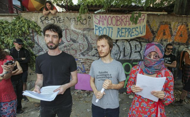 Tiskovna konferenca AC Rog. FOTO: Jože Suhadolnik/Delo