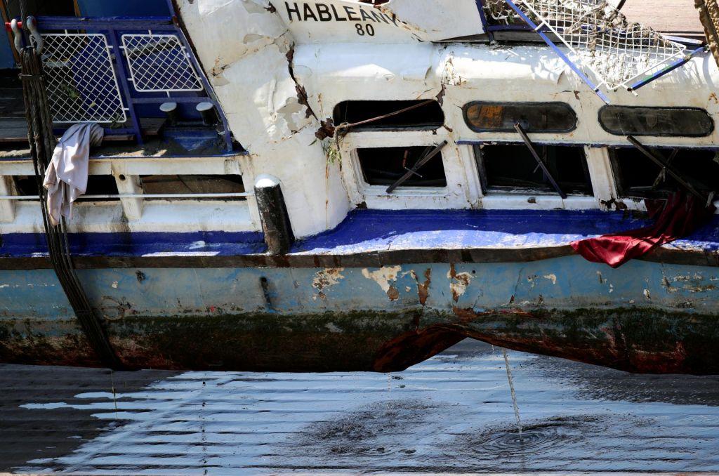 Iz potopljene Morske deklice potegnili še štiri trupla