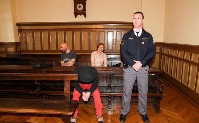 Matej Groznik bo zaradi več kaznivih dejanj dolgo v zaporu. FOTO: Marko Feist