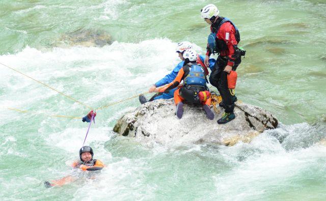 KZS želi dolino Soče tudi kot izobraževalni center za usposabljanje.