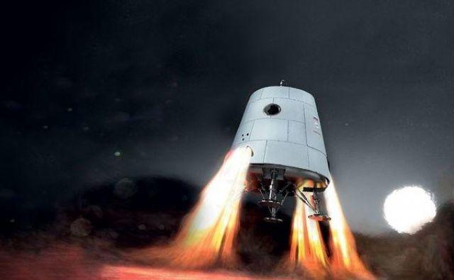 Federacija naj bi leta 2023 poletela proti Mednarodni vesoljski postaji. FOTO: Roskozmos