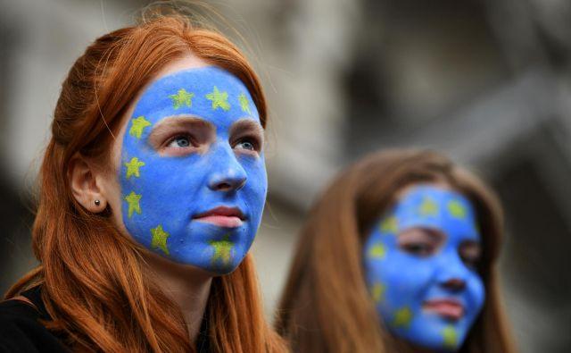 »Evropska unija lahko razpade, Evropa ne sme!«FOTO: Reuters