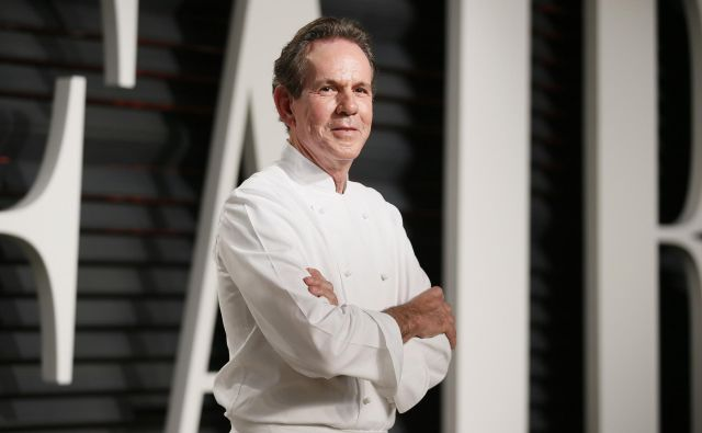 Chef Thomas Keller pravi, da kuhinja omogoča isto vrsto ekipnega duha kot bejzbolsko igrišče. Foto Reuters