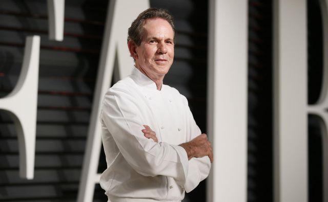 Chef Thomas Keller pravi, da kuhinja omogoča isto vrsto ekipnega duha kot bejzbolsko igrišče. Foto Reuters