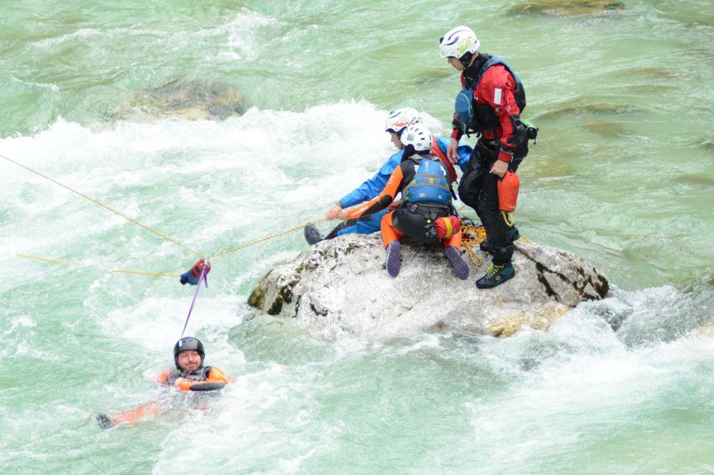 Mednarodne reševalske licence zadostne za Švico, za Slovenijo pač ne