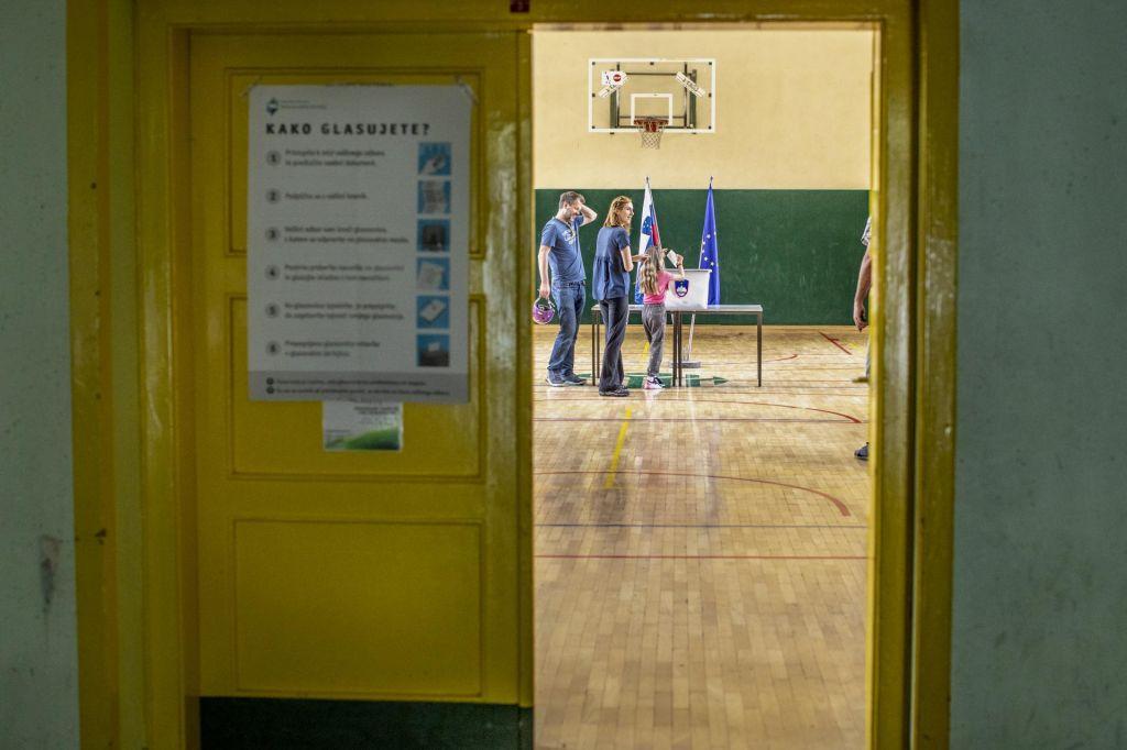 Bomo v domači parlament volili tako kot v evropskega?