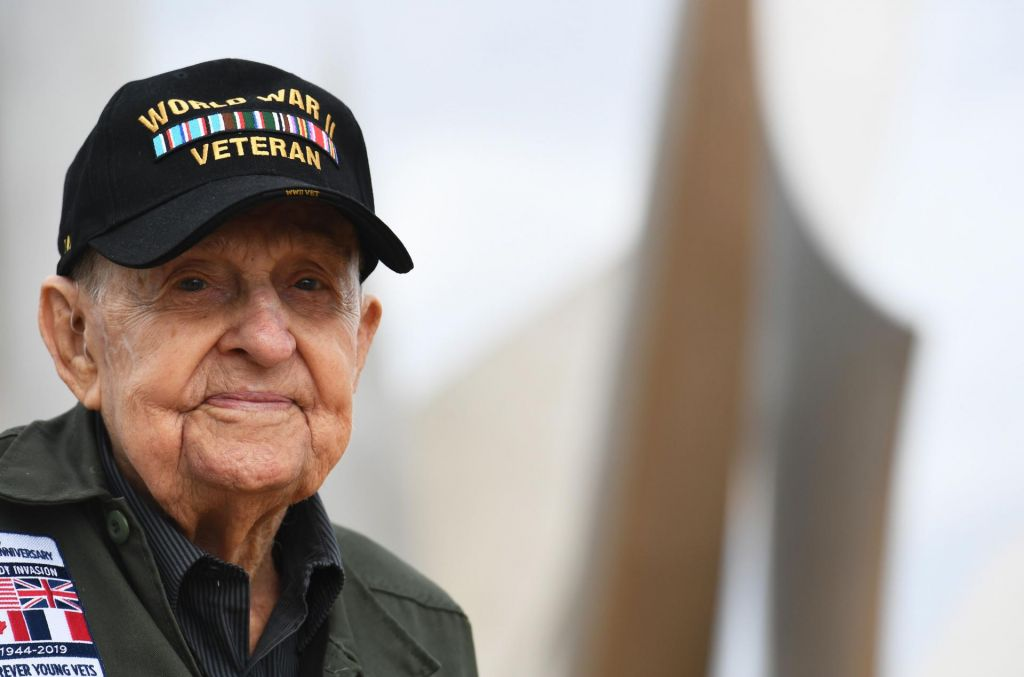 FOTO:Nekdanji ameriški vojak je po 75 letih našel mladostno ljubezen