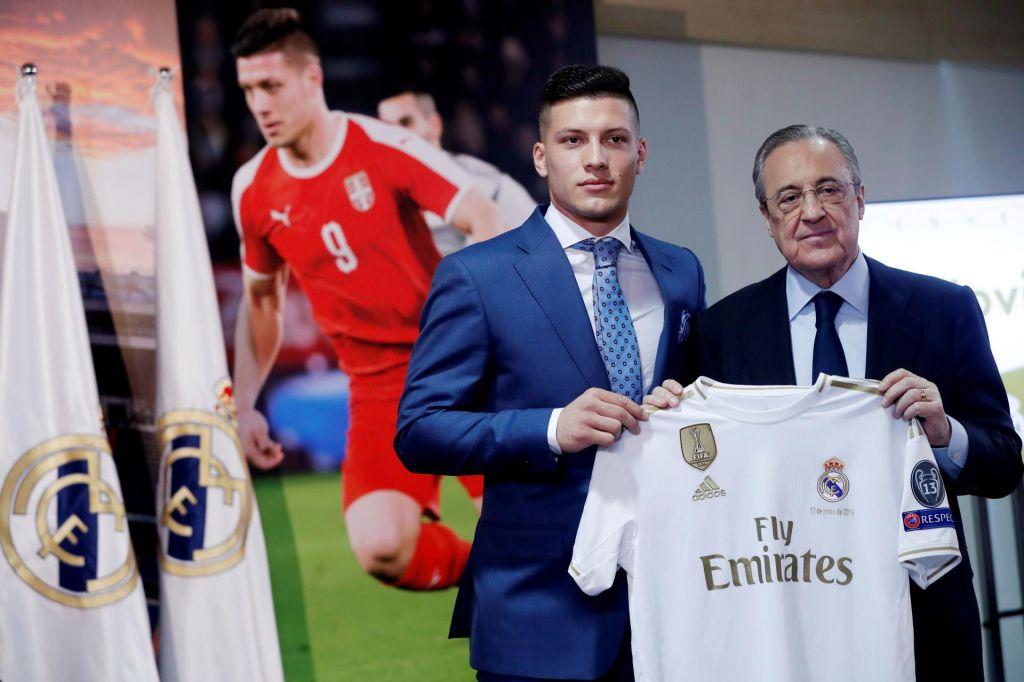 Real Madrid odštel prvih 115 milijonov evrov