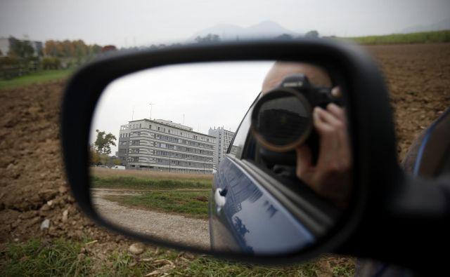 Varnostno-obve�čevalna agencija Sova FOTO: Blaž� Samec/Delo