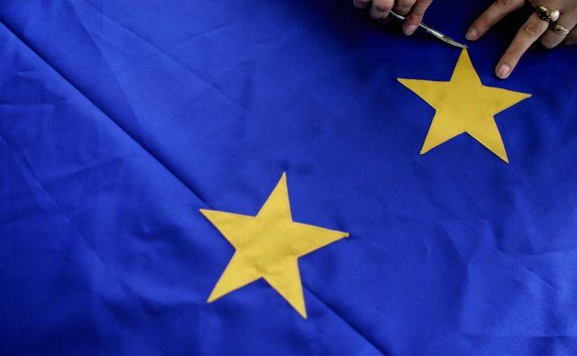 Temeljno vprašanje je: »Kaj nas sploh dela Evropejce?« FOTO: REUTERS/Stoyan Nenov