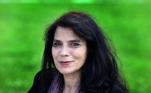 Cvetka Bevc je dobila nagrado za kratko zgodbo <em>Prelet galebov</em>. Foto Ljubo Vukelič