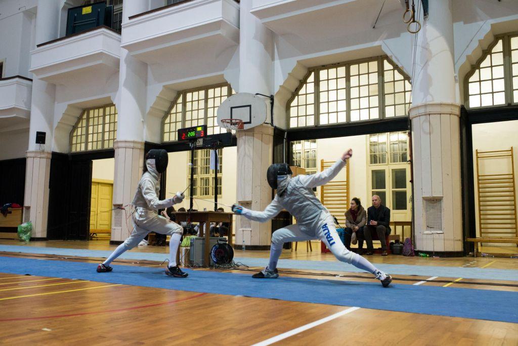 FOTO:Pomembno je, da si v šport vpet z dušo in srcem
