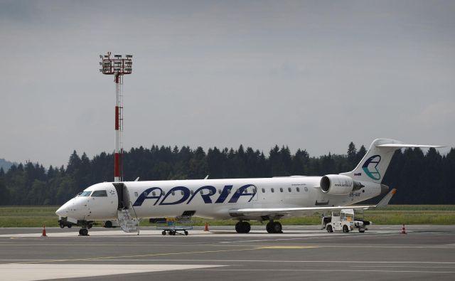 V Adrio Airways smo poslali več vprašanje glede nameravanih odpovedi letov in razlogov zanje. Ko jih dobimo, jih bomo objavili.<br /> Foto: Leon Vidic/Delo