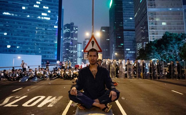 FOTO: Philip Fong/AFP