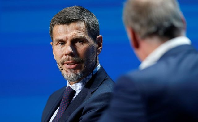 Zvonimir Boban se je odločil za nov izziv, zapustil je FIFA in se lotil novih nalog v svojem Milanu. FOTO: Reuters