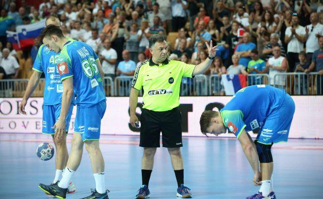 Slovenci za konec sezone niso ravno navdušili navijačev v Kopru. FOTO: Jure Eržen