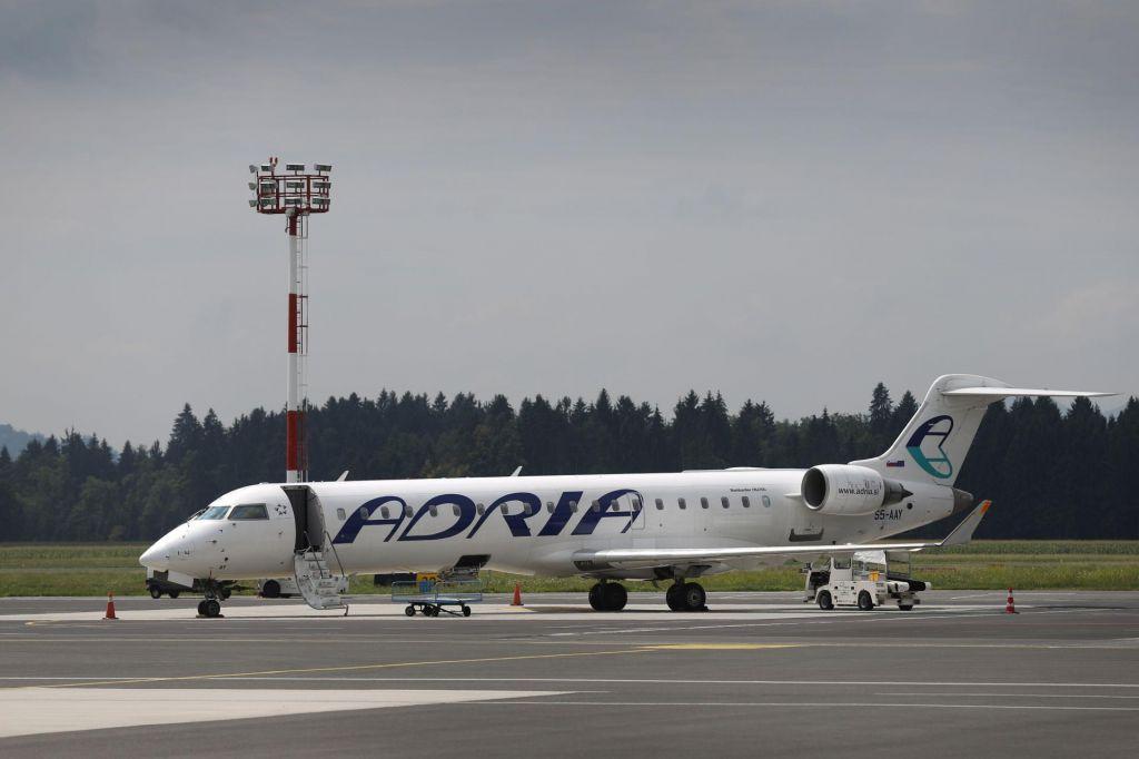 Potniki, pozor, Adria Airways je odpovedala več letov do konca junija