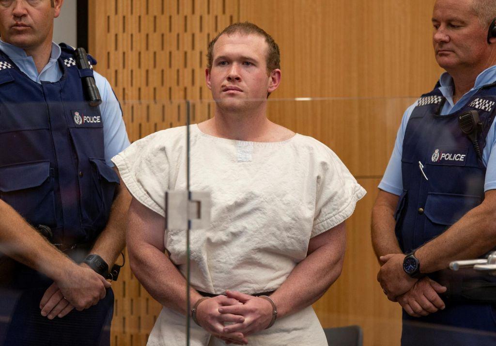 Domnevni napadalec iz Christchurcha se je izrekel za nedolžnega