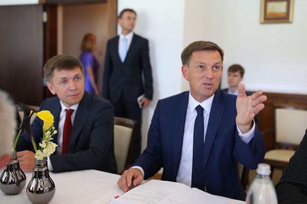 »Nekatera slovenska podjetja imamo v Rusiji že kar za svoja«