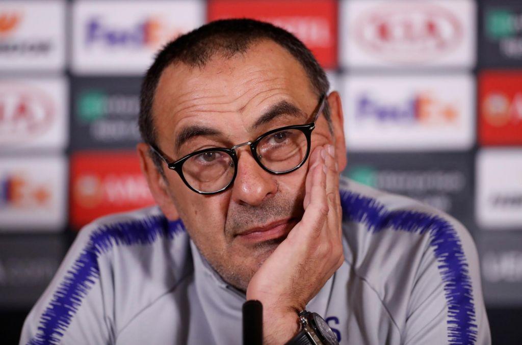 Maurizio Sarri je London zamenjal za klop Juventusa