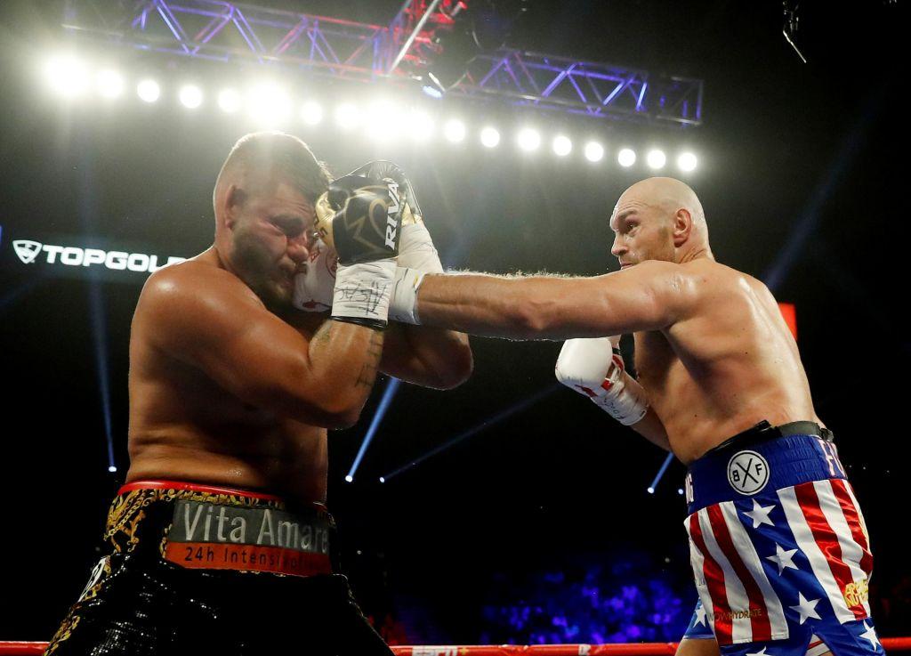 Tysonovi udarci kakor beton, Nemca bo še naučil boksati in mu pomagal priti na vrh