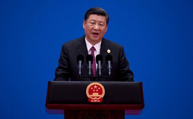 Srečanje bo potekalo teden dni pred vrhom G20 na Japonskem, kjer se pričakuje, da se bo Xi srečal z ameriškim predsednikom Donaldom Trumpom. FOTO: AFP