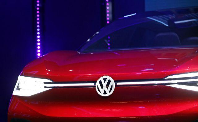 Volkswagnova linija električnih avtomobilov I.D. ima futurističen dizajn. Foto: Reuters