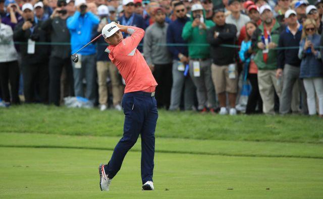 Gary Woodland je dobil tretji major letošnje golf sezone. FOTO: AFP