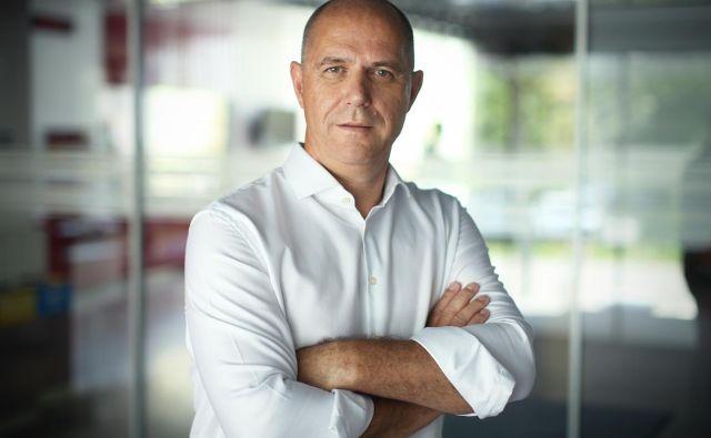 Jože P. Damijan, redni profesor Ekonomske fakultete Univerze v Ljubljani in nekdanji minister. FOTO: Jure Eržen/Delo