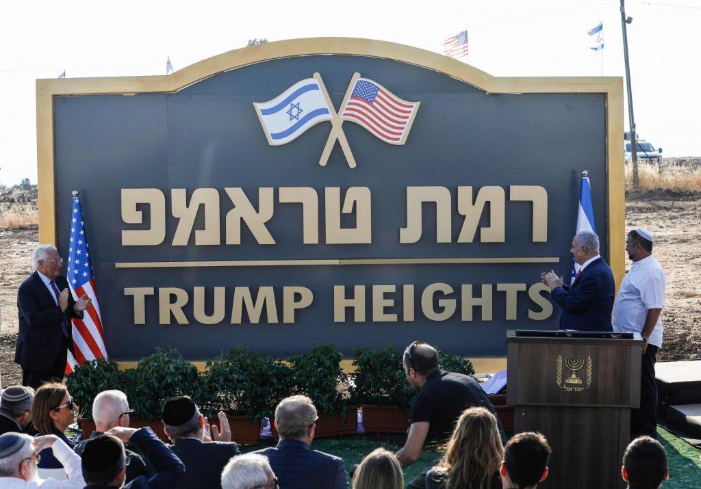 Po Trumpu poimenovali osamljeno vasico