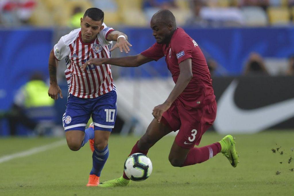 Paragvaj le remiziral s Katarajem, visoka zmaga Urugvaja
