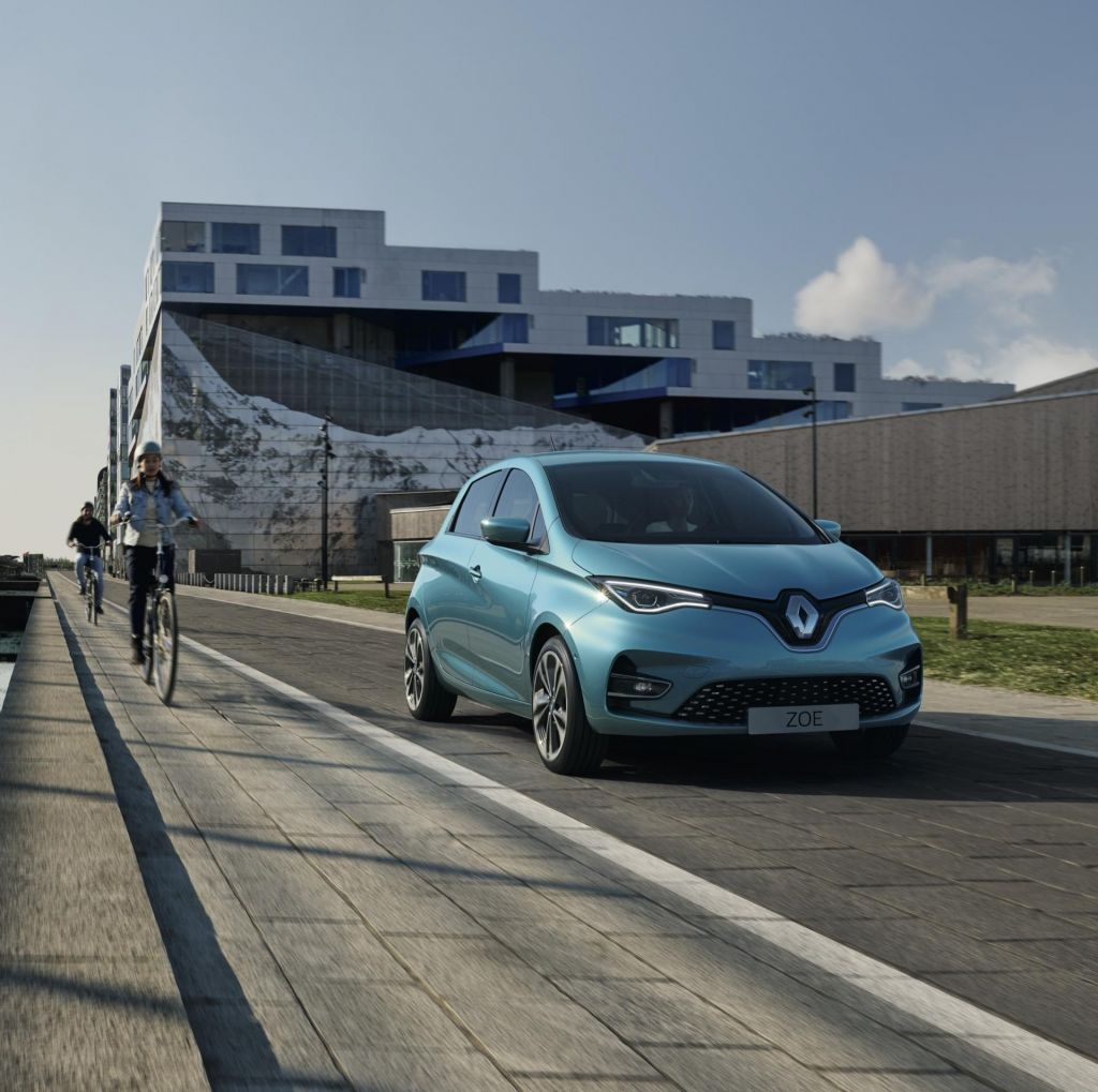 FOTO:Renaultov električni prvak na novo