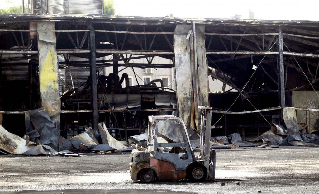 Nasveti za kmetovalce prenehali veljati, nevarnosti zaradi požara ni