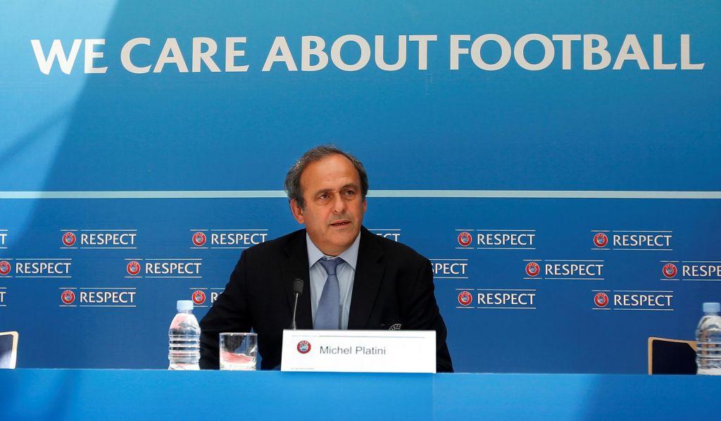 Michel Platini prinesel 50 milijonov evrov tudi v Slovenijo