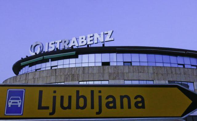 Upravna stavba podjetja Istrabenz 1.4.2017 Koper Slovenija [Istrabenz,zgradbe,Koper,Slovenija] Foto Jože Suhadolnik