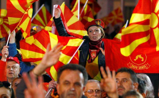 Začetek pogajanj bi bilo priznanje pomenu sporazumov Skopja z Atenami in Sofijo, ki sta zgled za reševanje odprtih dvostranskih vprašanj za regijo in zunaj nje. FOTO:Ognen Teofilovski/Reuters