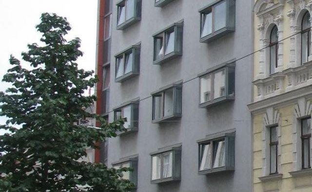 Dom Korotan, ki ga je v 60. letih prejšnjega stoletja zgradil pater Tomažič. Foto: Wikipedija