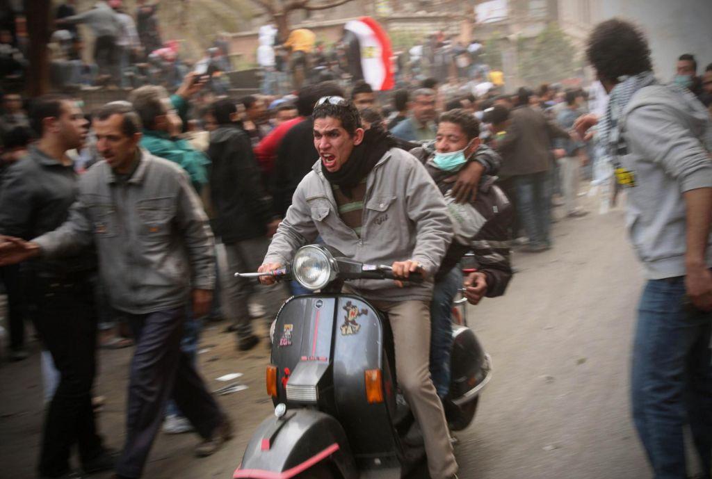 (Kontra)revolucija egiptovske vojske