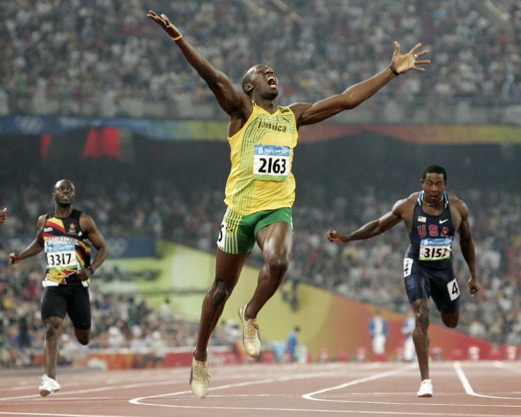 FOTO:Vrhunski atlet je ves čas na robu prepada
