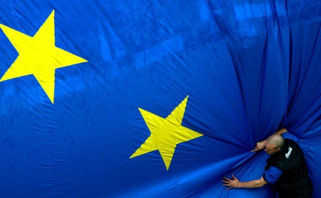 Vladavina prava, eden od temeljnih postulatov EU, bo v tožbi EU proti Sloveniji dobila priložnost, da se izkaže v svoji najboljši podobi. FOTO: Reuters