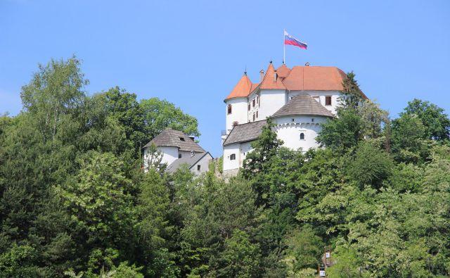Ena izmed točk velenjskega dela Evropske poti reformacije je tudi na Velenjskem gradu. FOTO: Brane Piano