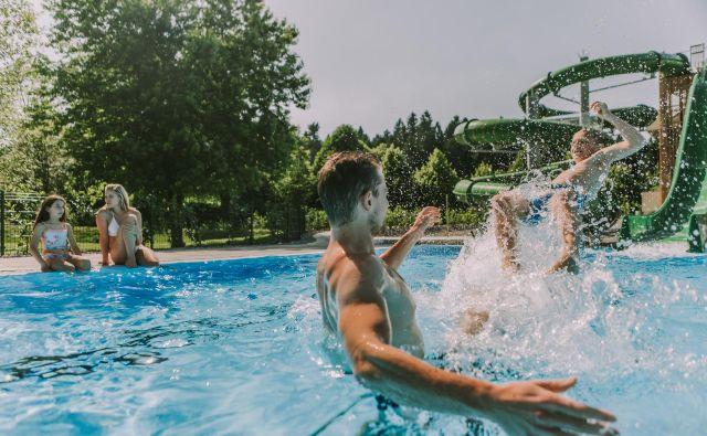 Hit tega poletja so počitnice na Balnei v Termah Dolenjske Toplice. Pravi jackpot za družine, željne sprostitve in novih doživetij. Uživajte poletje! Foto: Danilo Kesic